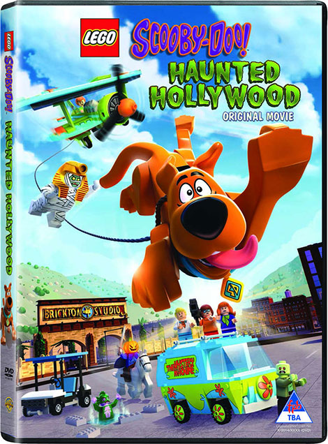 دانلود انیمیشن Lego Scooby-Doo!: Haunted Hollywood 2016