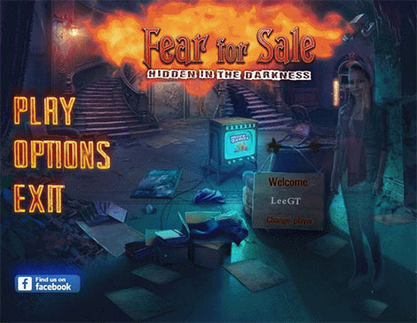 دانلود بازی Fear For Sale 10: Hidden in the Darkness Collector's Edition