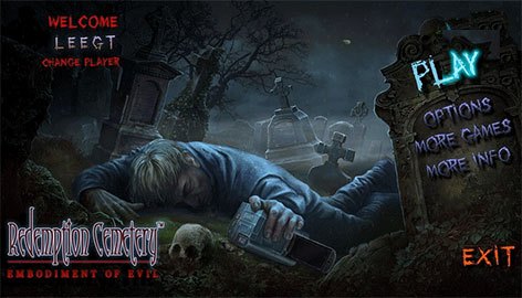 دانلود بازی Redemption Cemetery 10: Embodiment of Evil Collector's Edition