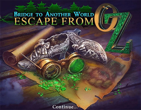 دانلود بازی Bridge to Another World 4: Escape From Oz Collector's Edition