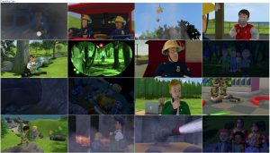 دانلود انیمیشن Fireman Sam: Alien Alert! The Movie 2016