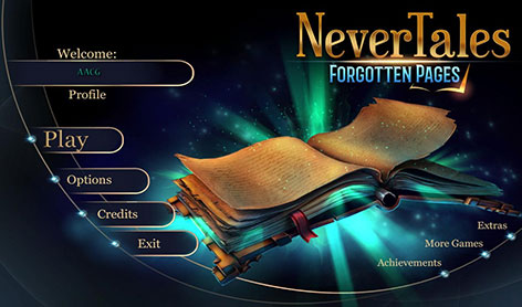 Nevertales 6: Forgotten Pages Collector's Edition