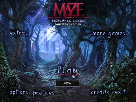 دانلود بازی Maze 3 Nightmare Realm Collector's Edition