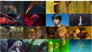 دانلود انیمشن Dragon Nest: Throne of Elves 2016, دانلود مستقیم انیمیشن Dragon Nest: Throne of Elves 1080p BluRay, انیمیشن Throne of Elves 2016 720p