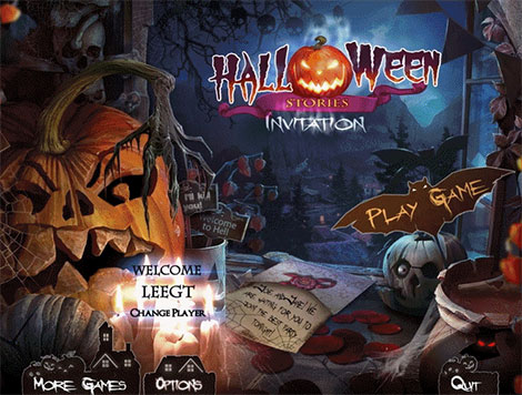 دانلود بازی Halloween Stories: Invitation Collector's Edition