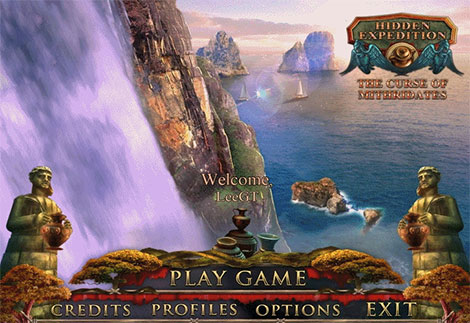 دانلود بازی Hidden Expedition 15: The Curse of Mithridates Collector's Edition