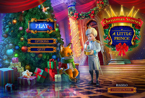 دانلود بازی Christmas Stories 6: A Little Prince Collector's Edition, بازی فکری Christmas Stories 6, دانلود رایگان Christmas Stories 6: A Little Prince