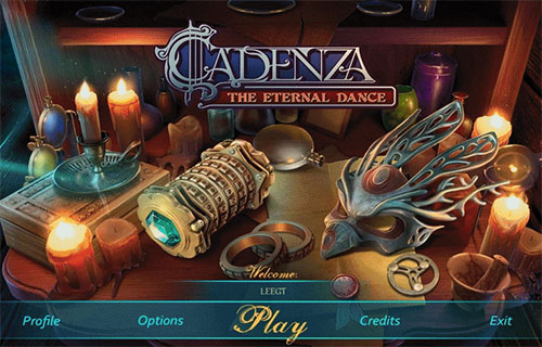 دانلود بازی Cadenza 5: The Eternal Dance Collector's Edition