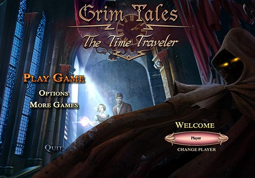 دانلود بازی Grim Tales 14: The Time Traveler Collector's Edition