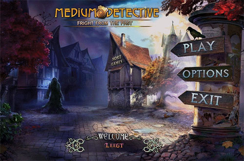دانلود بازی Medium Detective: Fright from the Past Collector's Edition