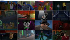 دانلود انیمیشن Scooby-Doo & Batman: the Brave and the Bold 2018