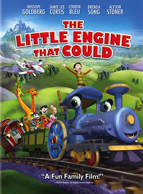 دانلود انیمیشن The Little Engine That Could 2011