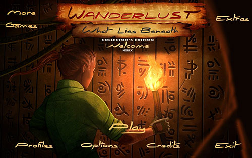 دانلود بازی Wanderlust: What Lies Beneath Collector's Edition