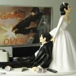 کیک عروسی مردان زن ذلیل