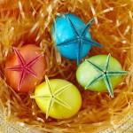 مدل و طرح های زیبا و خلاقانه برای تخم مرغ رنگی