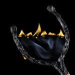 Kebrit FarsV Com 53 150x150 - تصاویری زیبا و دیدنی از هنرنمایی با چوب کبریت های سوخته