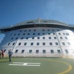 بزرگترین کشتی مسافربری دنیا