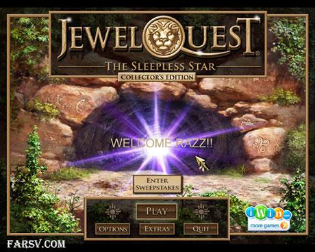 دانلود نسخه جدید Jewel Quest 5 The Sleepless Star