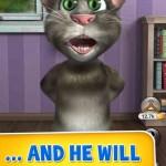 دانلود بازی مکالمه با تام Talking Tom Cat 2