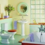 دکوراسیون دستشویی و حمام