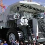 ماشین های عظیم الجثه و غول پیکر