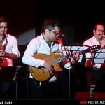 کنسرت موسیقی رضا رویگری
