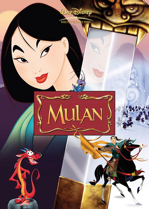 دانلود دوبله فارسی انیمیشن مولان Mulan