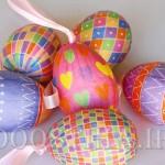 تزئین تخم مرغ هفت سین نوروز 1393