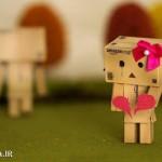 آدمک های چوبی با احساس
