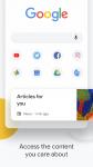 دانلود مرورگر گوگل کروم برای اندروید Google Chrome 79.0.3945.93