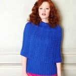 مدل های جدید لباس بافتنی 2014