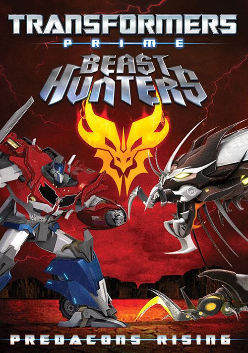 دانلود انیمیشن Transformers Prime Beast Hunters: Predacons Rising 2013
