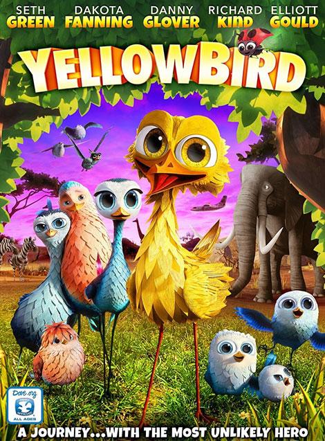 دانلود کارتون پرطلا با دوبله فارسی Yellowbird 2014