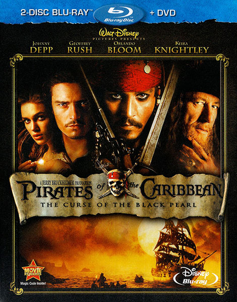 دانلود دوبله فارسی فیلم Pirates of the Caribbean 2003 The Curse of the Black Pearl