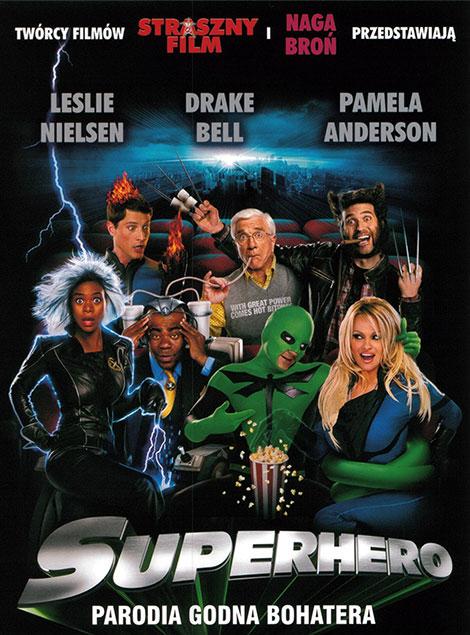 دانلود دوبله فیلم ابرقهرمان Superhero Movie 2008