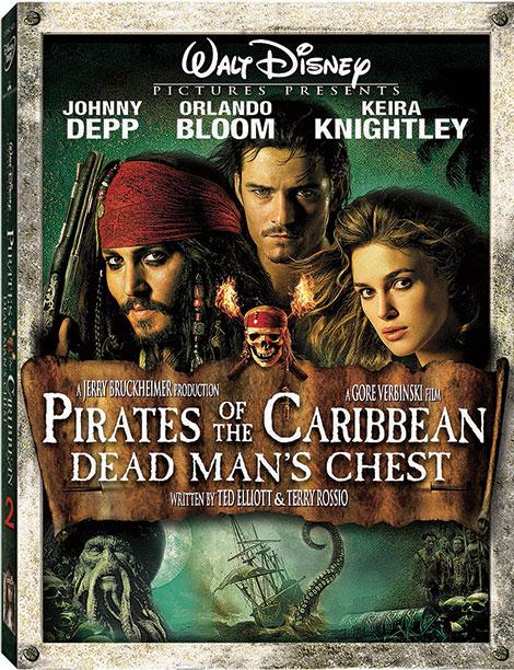 دانلود دوبله فارسی فیلم Pirates of the Caribbean 2006 Dead Man's Chest