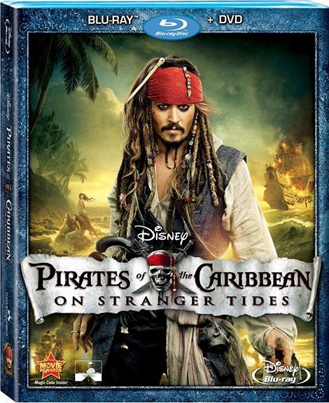 دانلود دوبله فارسی فیلم Pirates of the Caribbean 2011 On Stranger Tides