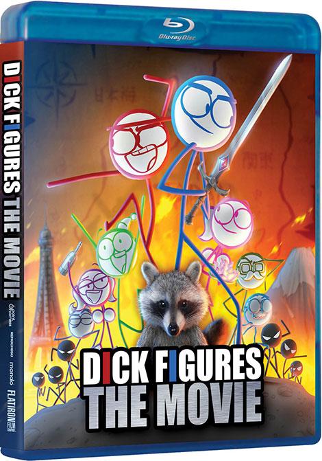 دانلود انیمیشن شکلک های مسخره Dick Figures: The Movie 2013