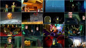 دانلود انیمیشن Scooby-Doo! Moon Monster Madness 2015