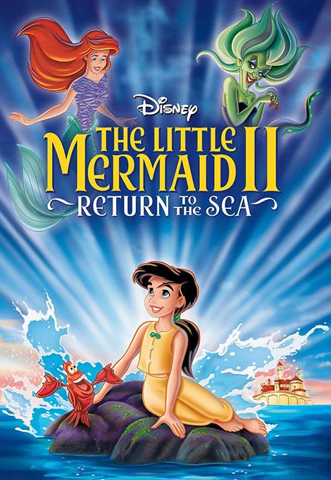 دانلود دوبله فارسی انیمیشن پری دریایی The Little Mermaid 2: Return to the Sea 2000