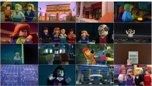 دانلود انیمیشن Lego Scooby-Doo!: Haunted Hollywood 2016