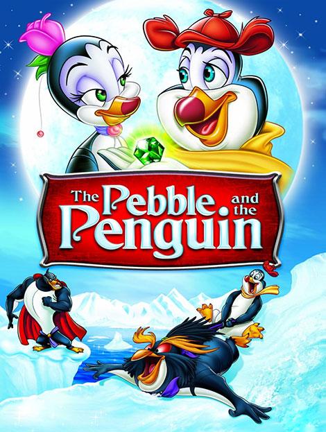 دانلود انیمیشن پنگوئن و سنگ های درخشان The Pebble and the Penguin 1995