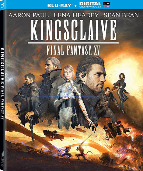 دانلود انیمیشن Kingsglaive: Final Fantasy XV 2016