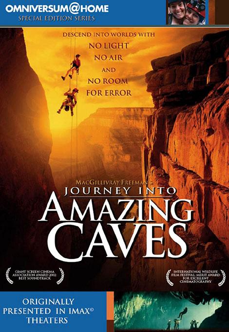 دانلود مستند Journey Into Amazing Caves 2001