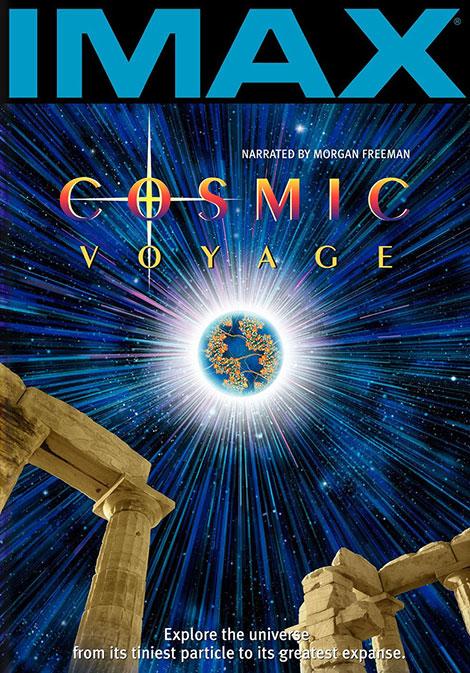 دانلود مستند سفر کیهانی IMAX - Cosmic Voyage 1996