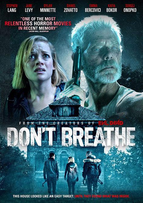 دانلود دوبله فارسی فیلم نفس نکش Don't Breathe 2016