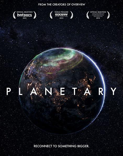 دانلود مستند وسعت جهان Planetary 2015