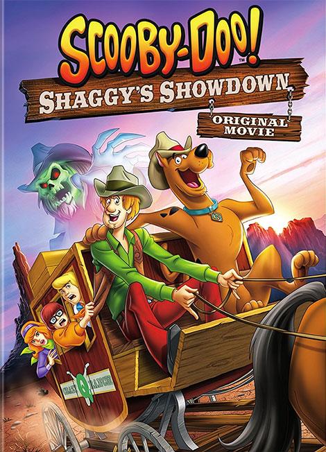 دانلود دوبله فارسی انیمیشن Scooby-Doo! Shaggy's Showdown 2017