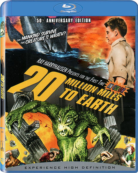دانلود فیلم 20 Million Miles to Earth 1957