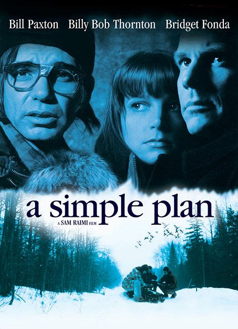 دانلود فیلم یک نقشه ساده با دوبله فارسی A Simple Plan 1998